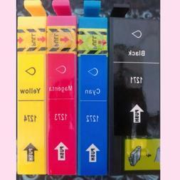 1 Set 127 Black Color Ink Printer WorkForce WF60 WF630 WF645