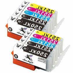 10pk Ink PGI-250XL CLI-251XL Set for Canon Pixma MX922 MG552