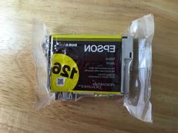 epson 126 yellow ink cartridge inkjet new genuine original p
