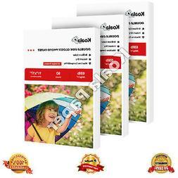 150 sheets koala 11x17 premium double sided