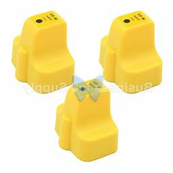3 YELLOW 02 New GENERIC 02 02XL 02 02XL Ink Cartridge for HP