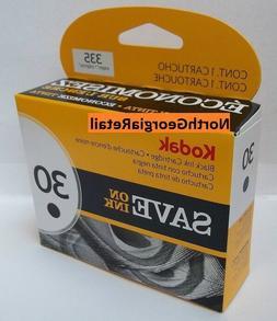 Kodak 30B Ink Cartridge - Black - 1 Year Limited Warranty