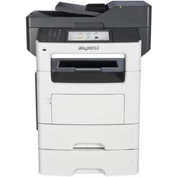 Lexmark 35S6800 Wireless Monochrome Printer with Scanner, Co