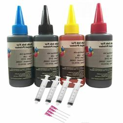 Refill Ink Kit 400ml for HP 61 60 62 63 950 951 564 920 901