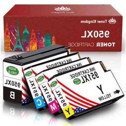 4PK Ink Cartridge 950XL 951XL BCMY For HP Officejet Pro 8600
