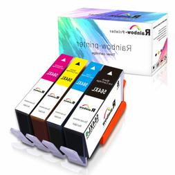 4x High Yield Ink Cartridges for HP 564XL PhotoSmart 6515 75