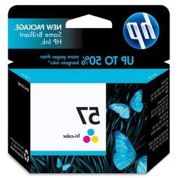 HP C6657AN 57 Tri-Color Original Ink Cartridge For Deskjet 4