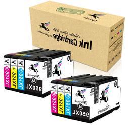 8 New Gen 950XL 951XL Ink Cartridges for HP Officejet Pro 86