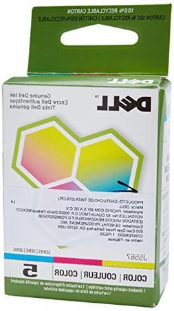 Dell Computer J5567 5 Standard Capacity Color Ink Cartridge