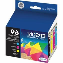 Epson T069120-BCS DURABrite Ultra Black & Color Combo Standa