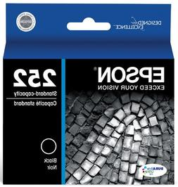 Epson T252120 DURABrite Ultra Black Standard Capacity Cartri