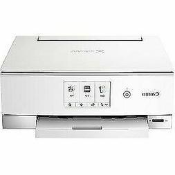 Brand New Canon Pixma TS8220 All-In-One Inkjet Printer-WHITE