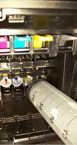 Universal Brand: Universal Printhead Flush System for all Br
