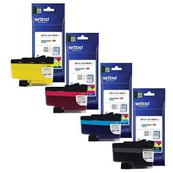 Brother LC3039 BK/C/M/Y Ultra High Yield Ink-4 Pack  LC3039B