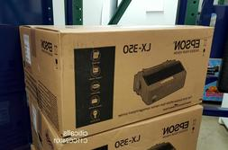 Epson C11CC24001 LX-350 LX350 Dot Matrix Printer Monochrome
