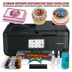 Canon Cake Topper Image Printer, Edible Ink Cartridges, 50 W