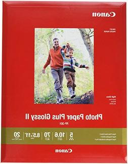 """SEALED Canon Photo Paper Glossy 8.5""""x11"""" 40 sheets  for Inkj"""