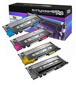 Speedy Inks - Compatible For Samsung CLP-365 CLP365 CLP365 L