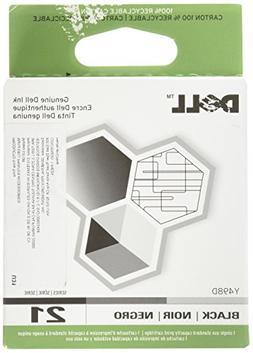 Dell Y498D Series 21 Standard Capacity Black Cartridge for V