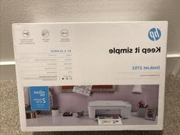 *HP DeskJet 2752 Print Scan Copy WiFi Printer Home Office Co