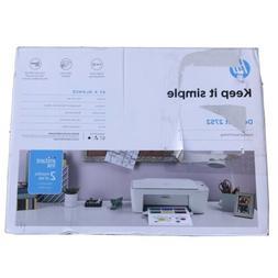 HP DeskJet 2752 Wireless All-in-One Color Inkjet Printer Ope