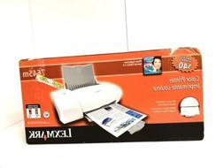 Lexmark Digital Color Inkjet Printer Z645m