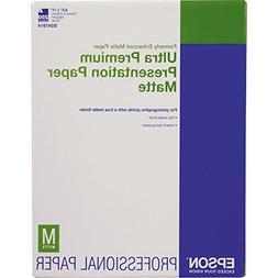Enhanced Matte Paper 8.5IN X 11IN 250 Sheets