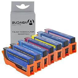 Abacus24-7 Remanufactured Ink Cartridge Replacement for Epso