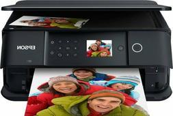 Epson Expression Premium XP-6100 Wireless Color Photo Printe