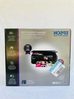 Epson Expression Premium XP-640 Wireless Small All-in-One Pr