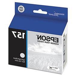Epson Genuine Brand Name, OEM T157920  Light Light Black Ink