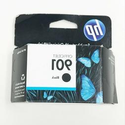Genuine HP Officejet 901 Black Printer Ink Cartridge exp 02/