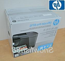 HP OfficeJet Pro 8710 Wireless All in One Photo Printer w/ M