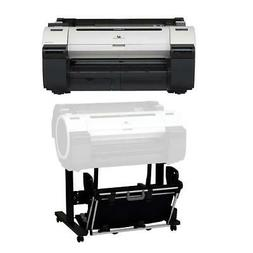 Canon imagePROGRAF iPF670 24-inch Large-Format Inkjet Printe