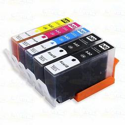5PK New 564XL High Yield Ink for HP Photosmart C410 6510 751