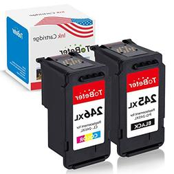 ToBeter Re-Manufactured Ink Cartridge Replacement for Canon