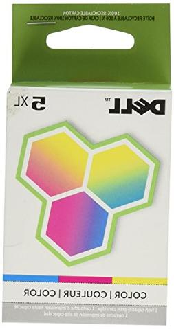 Dell #5XL Color Ink Cartridge