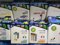 Inkjet Cartridges for Brother - Canon - Epson - HP - Kodak -