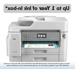 Brother Inkjet Printer, MFC-J5945DW, INKvestment Color Inkje