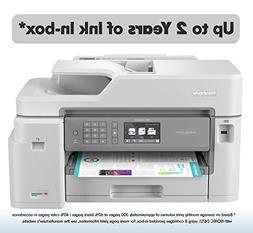 Brother Inkjet Printer, MFC-J5845DW XL, INKvestment Color In
