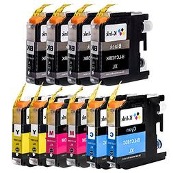 K-Ink Compatible Ink Cartridge Replacement for Brother LC103