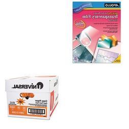 KITAPOCG7031SUNV21200 - Value Kit - Apollo Inkjet Printer Tr