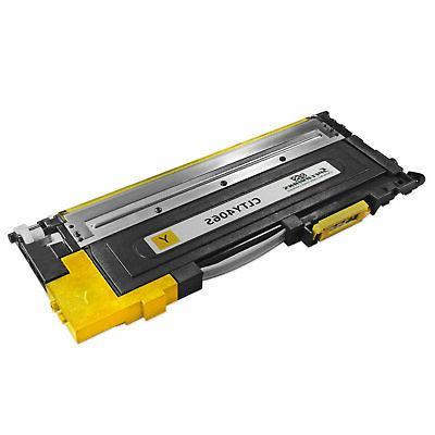 10PK Compatible CLT-K406S 2ea CLT-C406S CLT-Y406S Set