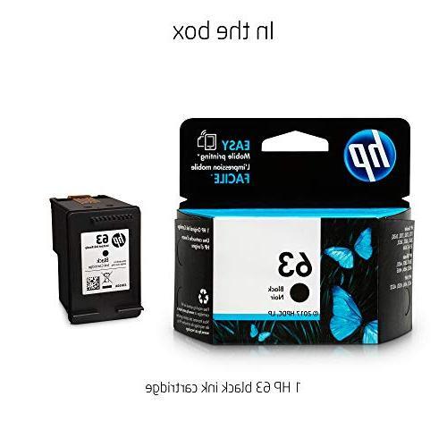 HP 63 Original Ink Cartridge
