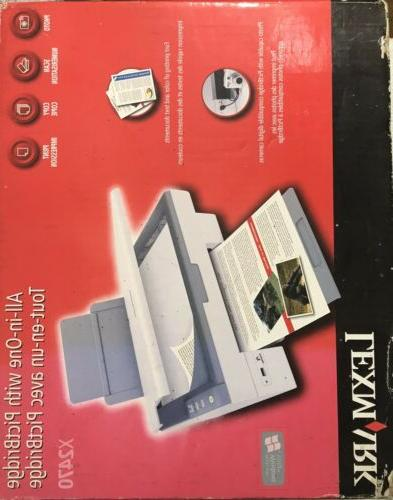 Lexmark In One Printer