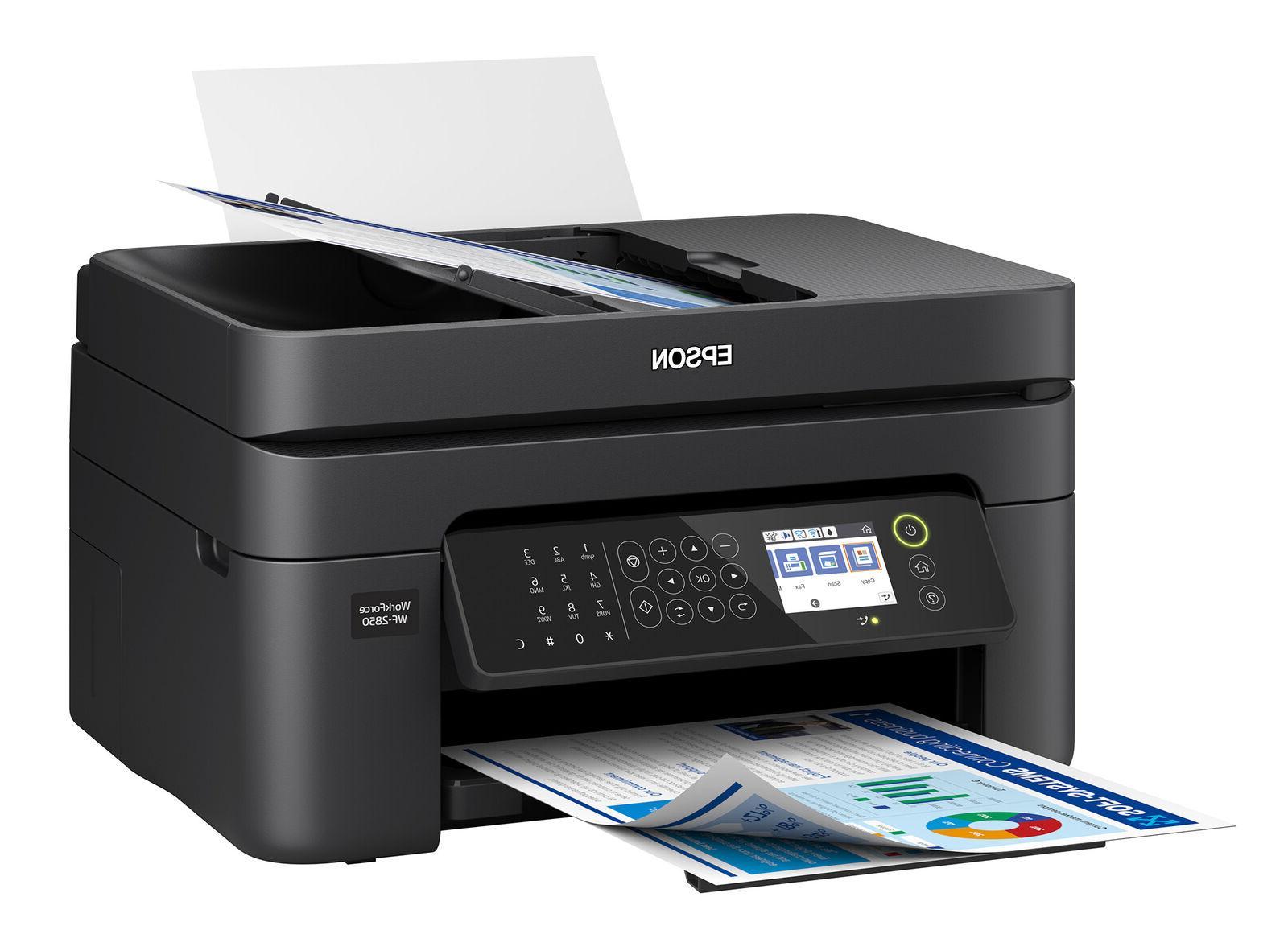 Epson Printer Machine Fax Home Office
