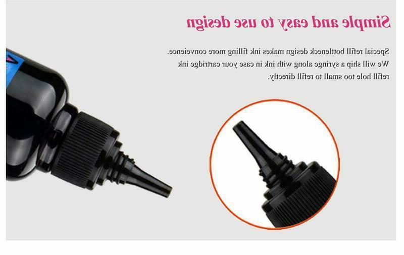 Aomya Ink Kit 100ml HP 60 951 920 Inkjet Printer