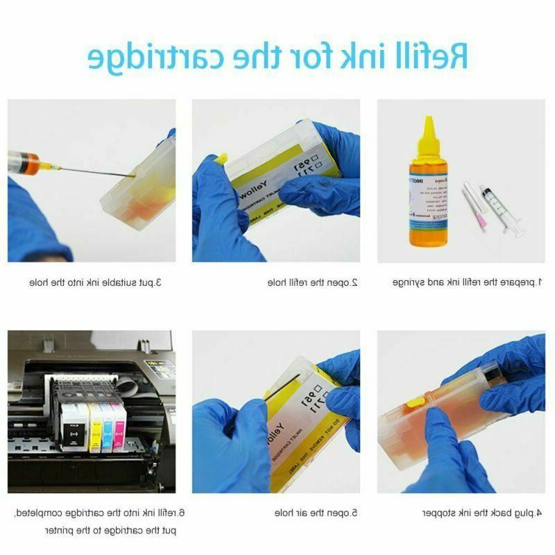 Aomya Ink Kit 100ml 60 63 950 Inkjet Printer