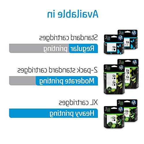 HP Black High Yield Ink 5640, 5642, 5660, 5665, 7640, 7645, 8000, Officejet 5740, 5742, 5744, 5746, 8040