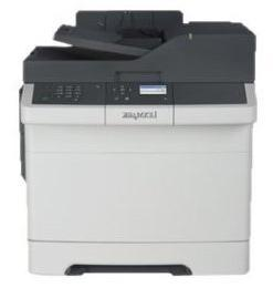 Lexmark CX310dn Color All-In One Laser Printer with Scan, Co